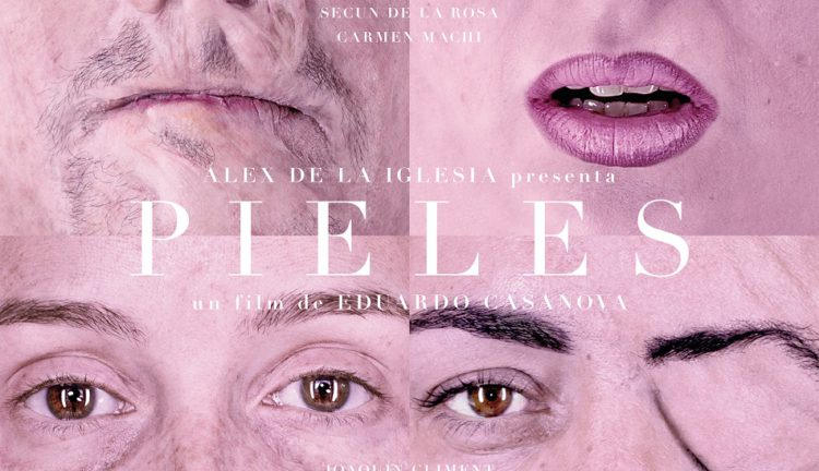 DISPONIBLE TRAILER DE PIELES de Eduardo Casanova