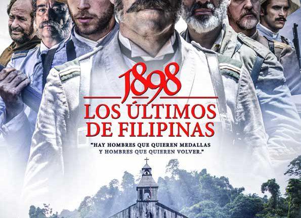 LOS ÚLTIMOS DE FILIPINAS de Salvador Calvo, preseleccionada para representar a España en la 90 edición de los Oscar