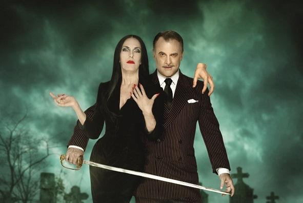 La Familia Addams llega al Teatro Calderón  a partir del 5 de octubre.