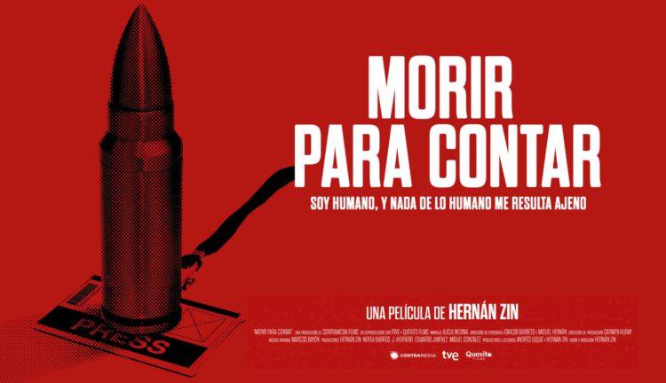 MORIR PARA CONTAR ha sido la ganadora de DOC. España en SEMINCI 2018