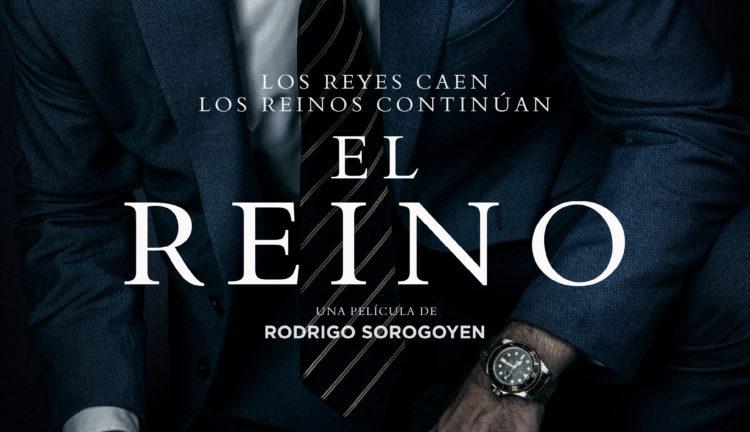 EL REINO, lidera las nominaciones en la  33 edición de los Premios Goya 2019