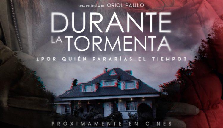 Teaser Trailer ya disponible de DURANTE LA TORMETA