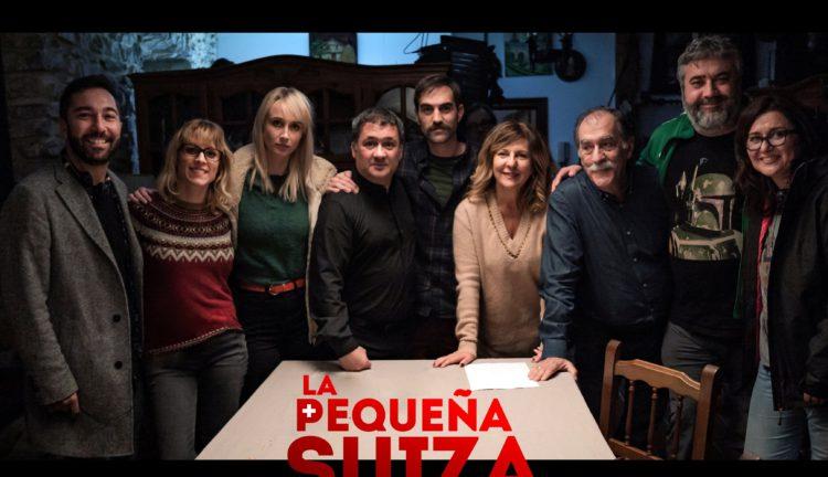Finaliza el rodaje de LA PEQUEÑA SUIZA de Kepa Sojo